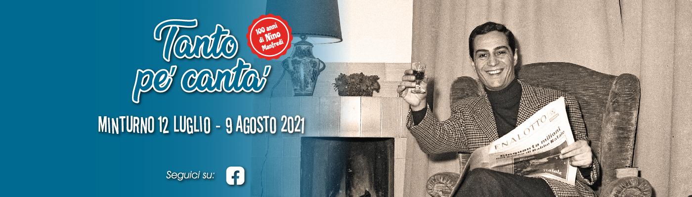 Tanto pe' canta' – 100 anni di Nino Manfredi